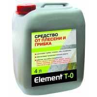 Элемент Т-0 средство от плесени и грибка (10л)