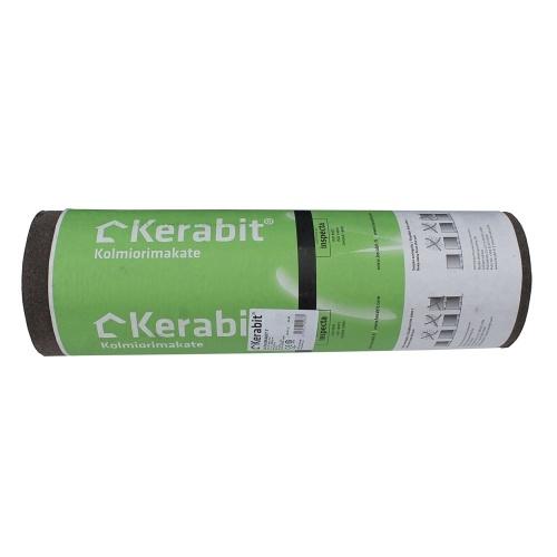Ендовый ковер  Kerabit самоклеющийся (0,55*10) серо-белый (Grey-White)