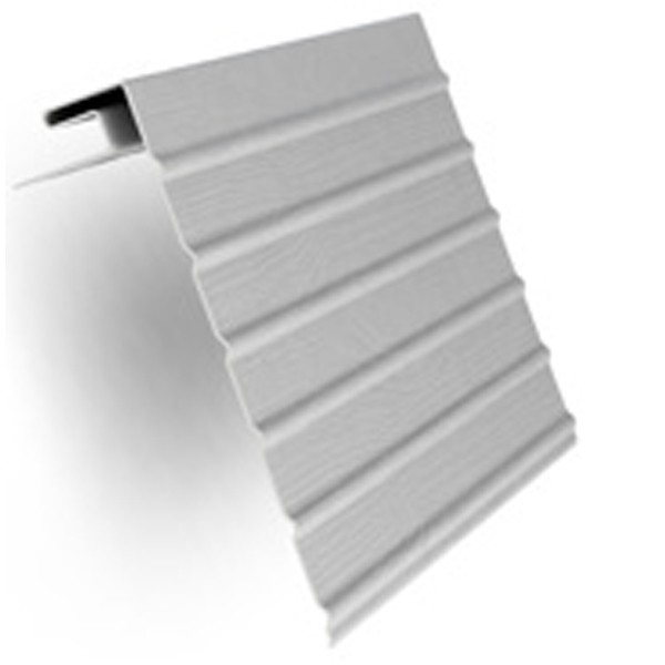 Фаска J 3.0м GL белая(ветровая доска) (24шт)