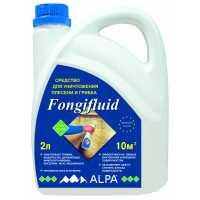 Средство от грибка и плесени Фонгифлюид 0,5л (расход 1л/5кв.м)