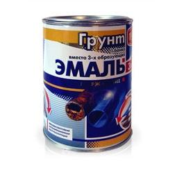 Грунт-эмаль по ржавчиче 1,9 кг Коричневая Престиж (6)