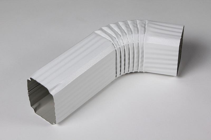 Колено трубы 76х102 МП-МОДЕРН