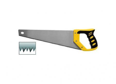 Ножовка поперечный профиль 450мм,эргоном.ручка, 3D заточка 888