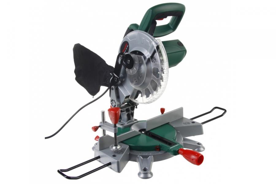 Пила торцовочная (стусло) Hammer Flex STL1400  1400Вт 5000об/мин круг 210мм гл. 65мм
