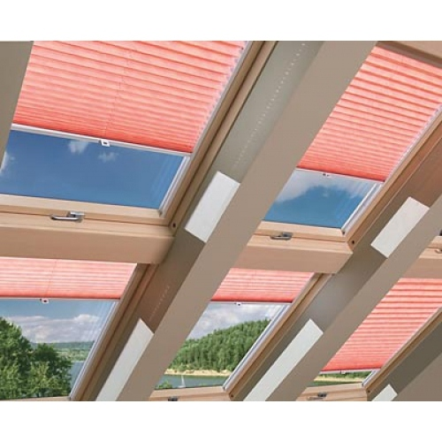 Плиссированная штора Fakro APS 55х98