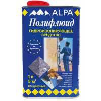 Гидроизолирующее средство Полифлюид
