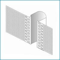 Профиль деформационный Е-образный 2м