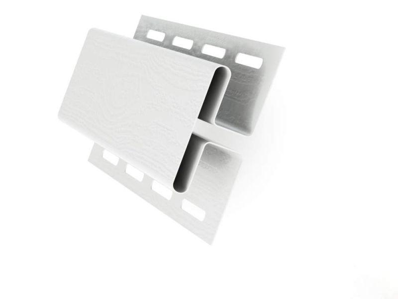 Профиль Н соединительный белый 3м GL (24шт)