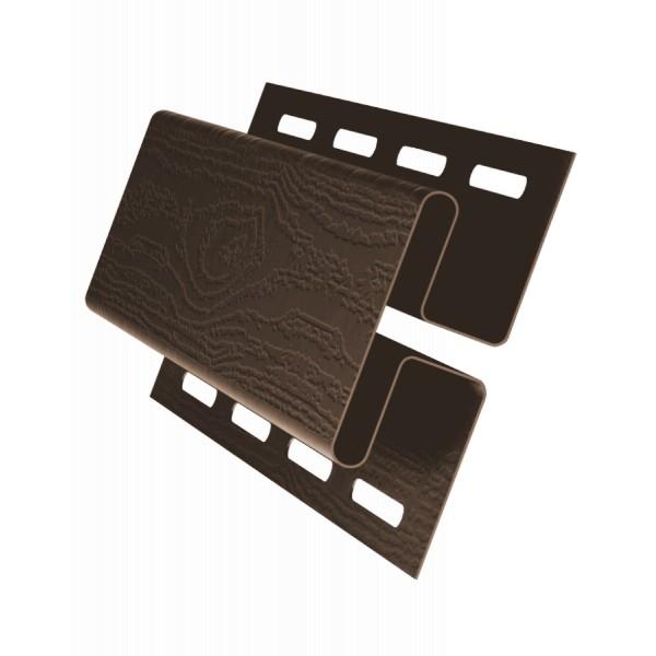 Профиль Н соединительный коричневый 3м GL (24шт)