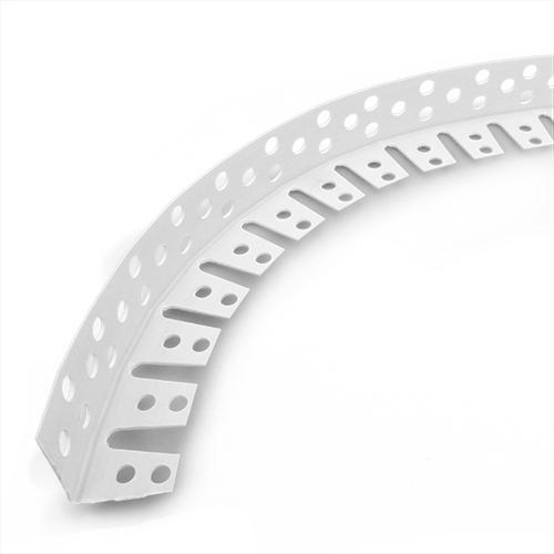 Профиль  ПВХ арочный перфорированный 25х25(3м)(200 шт)