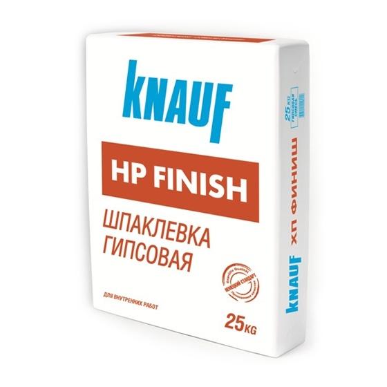 Шпаклевка гипсовая Knauf HP-Finish (25кг) /45шт
