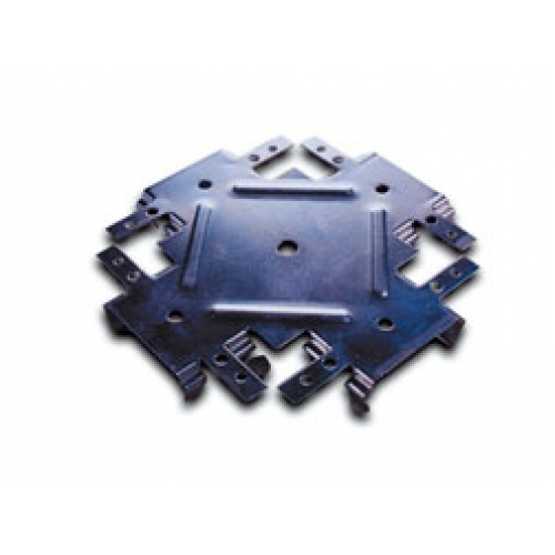 Соединение одноуровневое Краб  (0,45мм) (100 шт)