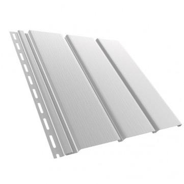 Соффит Т4 без перфорации белый 3,0х0,305 GL (22шт)