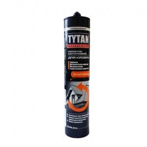 Tytan Professional Герметик Каучуковый для Кровли, Коричневый 310 мл (12)