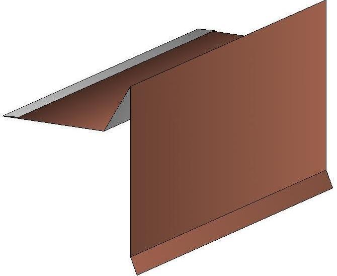 Ветровая доска 95х120х2000 Viking (Texture) под мягкую