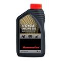 Масло Hammer Flex 501-009 полусинтетическое 4-х тактное 1,0л., API 10W-40 SAE SJ/CF