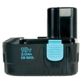 Аккумулятор HITACHI EB1820L 322880  18.0В 2.0Ач NiCd для DS18DVF3