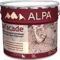 Альпафасад Фасадная краска на основе смол Pliolite® белая 9л