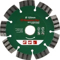 Диск алм. HAMMER 206-142 DB SG PROFF 125*22мм  сегментный ПРОФИ