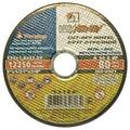 Диск отрезной по металлу 125х2,5х22 А30 Луга