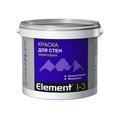 Элемент I-3. 10л Краска акриловая для стен (матовая)