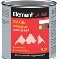 Элемент LA-060 Эмаль алкидная глянцевая 0.85л