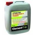 Элемент Т-0 средство от плесени и грибка (4л)