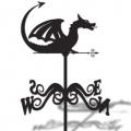 Флюгер большой 025 Дракон