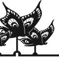 Флюгер большой Бабочки