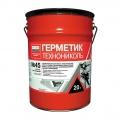 Герметик бутил-каучуковый ТЕХНОНИКОЛЬ №45 20л.(серый) (16кг)