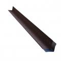 Hauberg уголок металлический внутренний 50*50*1250