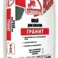 Б-415 Клей для керамогранита Гранит Богатырь (25кг) (56)