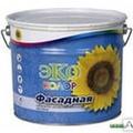Краска ЭКО Akrimax фасадная, супербелая 14кг (48)