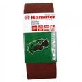 Лента шлиф. HAMMER 212-013 100 Х 610 Р 40  по 3 шт.