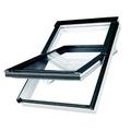 Мансардное окно PTP-V U3 Fakro ПВХ с вентклапаном  66х118