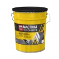 Мастика защитная алюминиевая ТЕХНОНИКОЛЬ №57, ведро 20 кг
