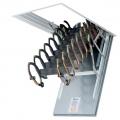 Металлическая огнестойкая лестница LSF 70х80х300