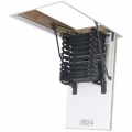 Металлическая термоизоляионная лестница LST 70х80х280