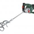 Миксер Hammer Flex MXR1400A  1400Вт 13мм  0-450/0-610 об/мин  двухшпиндельный
