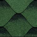 Мяг. чер. Kerabit S зелено-черный (3 кв.м.) (Green-Black)