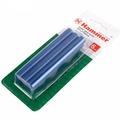 Набор стержней для клей-пистолета HAMMER 211-004  11.2мм, 100мм, 6шт., синий металлик