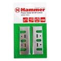 Ножи для рубанка HAMMER 209-101 PB 82*5,5*1,1  82мм, 2шт., HM