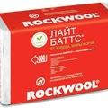 Плиты Лайт Баттс /ROCKWOOL/ (уп. 5 плит) 1000*600*100 (0,3 м3) 3 м2