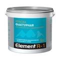 R-1 Элемент фактурная краска для внутренних и наружных работ 9л(17,1кг)