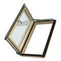 Распашное термо окно FWL U3 Fakro 66х98