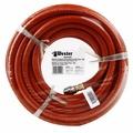 Шланг резиновый WESTER 814-005  10м 10x17мм с адаптерами БРС (евро