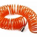 Шланг спиральный WESTER 814-012  10м 10х17мм с адаптерами БРС (евро)