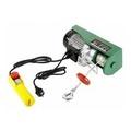 Таль электрическая (лебедка) HAMMER ETL930  930Вт 12м 200-500кг