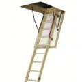 Термоизоляционная складная чердачная лестница LTK 60х120х280