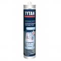 Tytan Professional Герметик Акриловый белый 310мл (12)